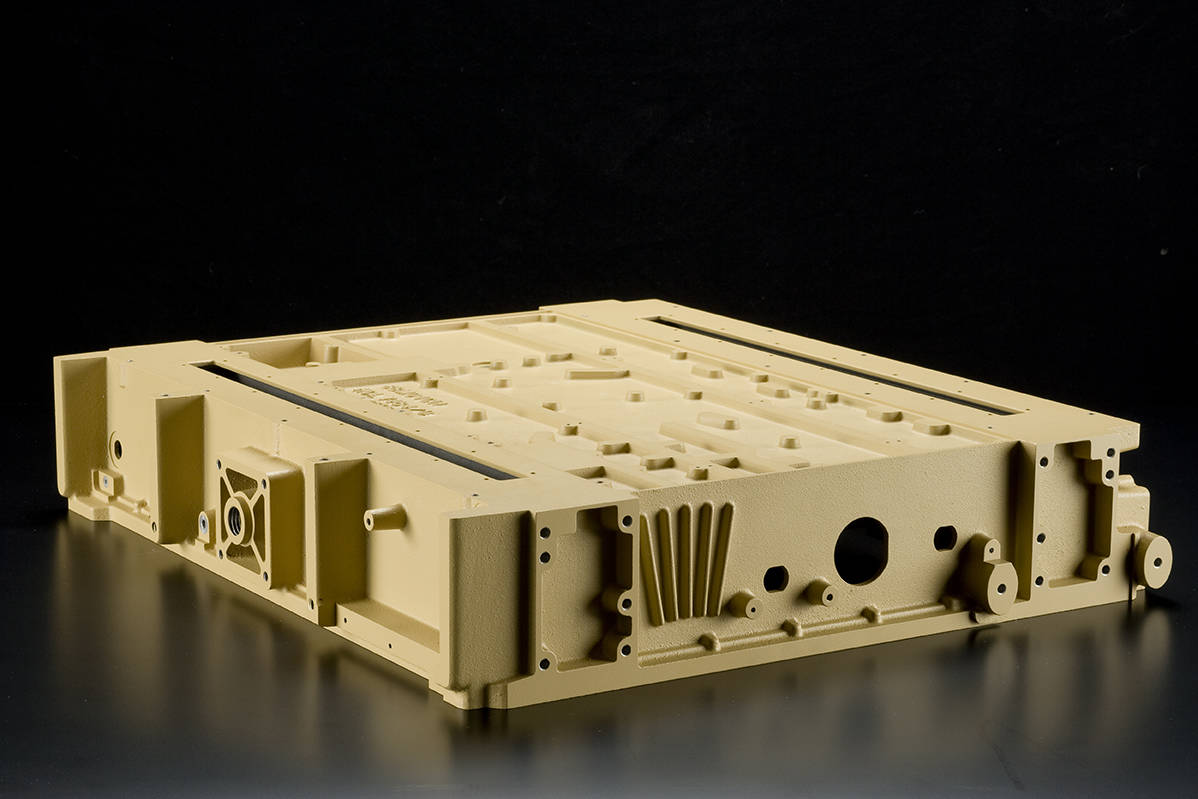 Manufacturing Capabilities | Hadleigh Castings