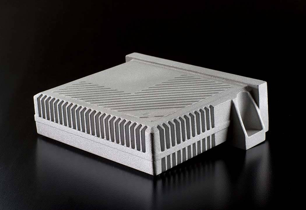 Engine Management Enclosure Precision Sand Cast Aluminium LM25 TE 700 g 200mmx150mmx85mm